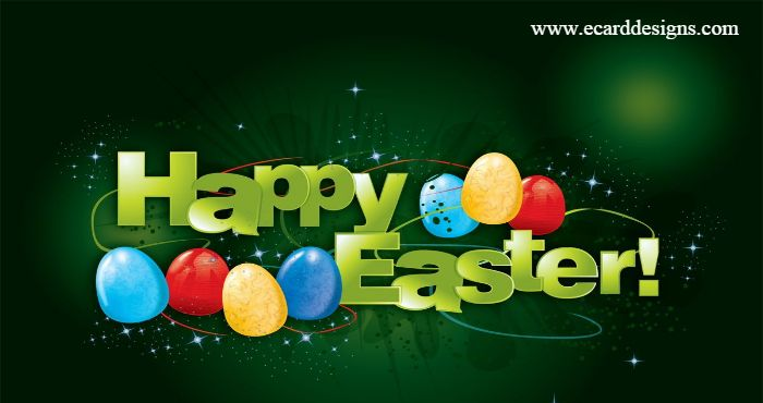 Happy Easter Designs... Create Your Own  Greeting Cards and share Your Easter Wishes with your friends and family.