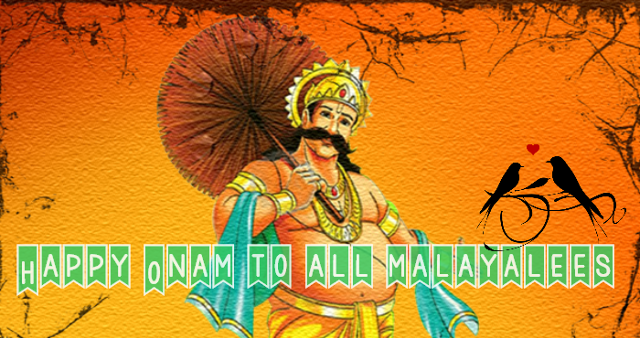 Happy Onam to all malayalees