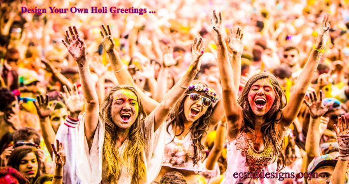Bright colors, water balloons, lavish gujiyas and melodious songs are the ingredients of perfect Holi.