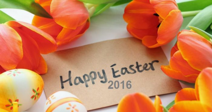 Easter Greeting to all my Friends and Family