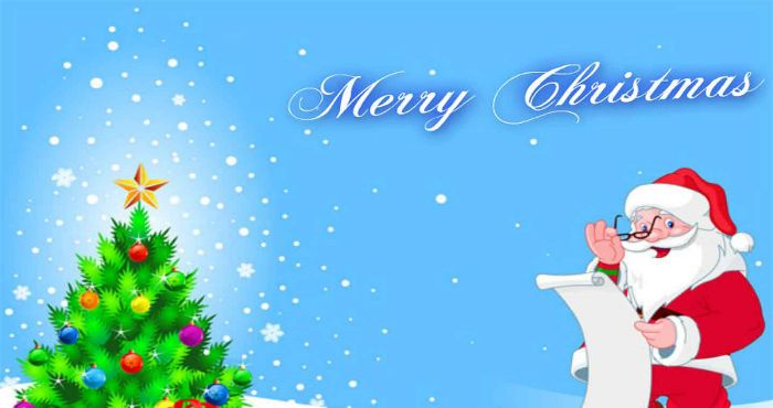 Wish You A Merry-Christmas& Prosperous New-Year 2016