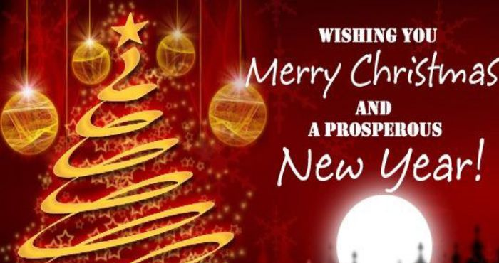 Wish You A Merry-Christmas  & Happy New-Year 2016