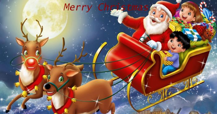 X'Mas Greeting To All